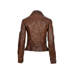 Dolce gabbana leather jacket 2?1525929578