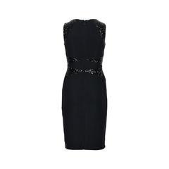 Lauren by ralph lauren sleeveless black sequinned dress 2?1525930108