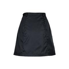 Prada black mini skirt 2?1525930194