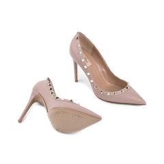 Valentino rockstud pumps pink 8