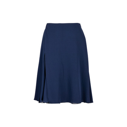 Authentic Second Hand Ralph Lauren Flare Skirt (PSS-473-00005)