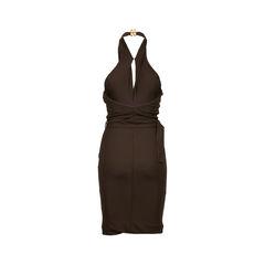 Gucci clasp halter dress 2?1526018125