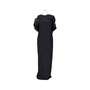 Authentic Second Hand Gucci Halter Neck Ruffled Gown (PSS-473-00021) - Thumbnail 1
