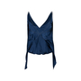 Authentic Second Hand Michael Lo Sordo Silk-Satin Camisole (PSS-473-00025) - Thumbnail 1