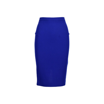 Authentic Second Hand Roland Mouret Wool Sitona Pencil Skirt (PSS-128-00040)