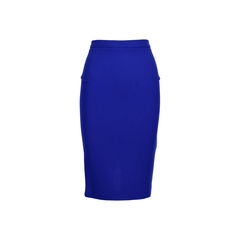 Wool Sitona Pencil Skirt