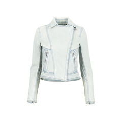 Javada Denim Biker Jacket