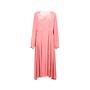 Authentic Second Hand Raquel Diniz Velvet Midi Dress (PSS-470-00018) - Thumbnail 0