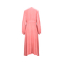 Authentic Second Hand Raquel Diniz Velvet Midi Dress (PSS-470-00018) - Thumbnail 1
