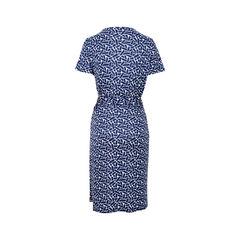 Diane von furstenberg new julian two wrap dress blue 2?1526291038