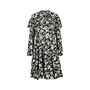 Authentic Second Hand Valentino Ruffled Floral Dress (PSS-470-00027) - Thumbnail 0