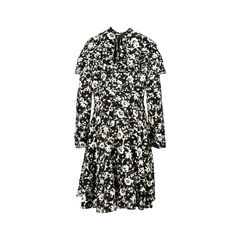 Valentino ruffled floral dress 2?1526291282