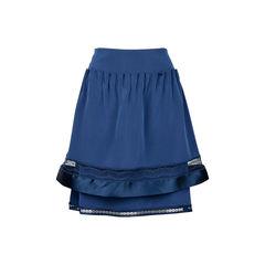 Layered Miniskirt