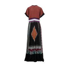 Etro printed maxi dress 2?1526291485