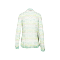 Missoni multicolour long cardigan 3?1526291992