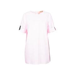 Striped Embellished Shirt