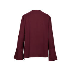 Theory key hole blouse 2?1526292150