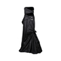 Authentic Second Hand Valentino Buckle Detail Evening Gown (PSS-470-00035) - Thumbnail 0