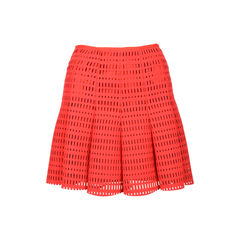 Neoprene Flared Skirt