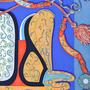 Authentic Second Hand Hermès Festival des Amazones Scarf (PSS-099-00015) - Thumbnail 4