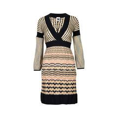 Shimmer Knit Dress