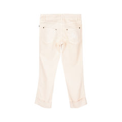 Alexander mcqueen cropped jeans neutral 2?1526353562
