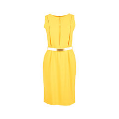 Paneled Dress