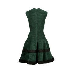 Azzedine alaia flare dress 2?1526453088