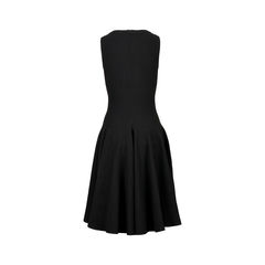 Azzedine alaia fit and flare dress 2?1526453144