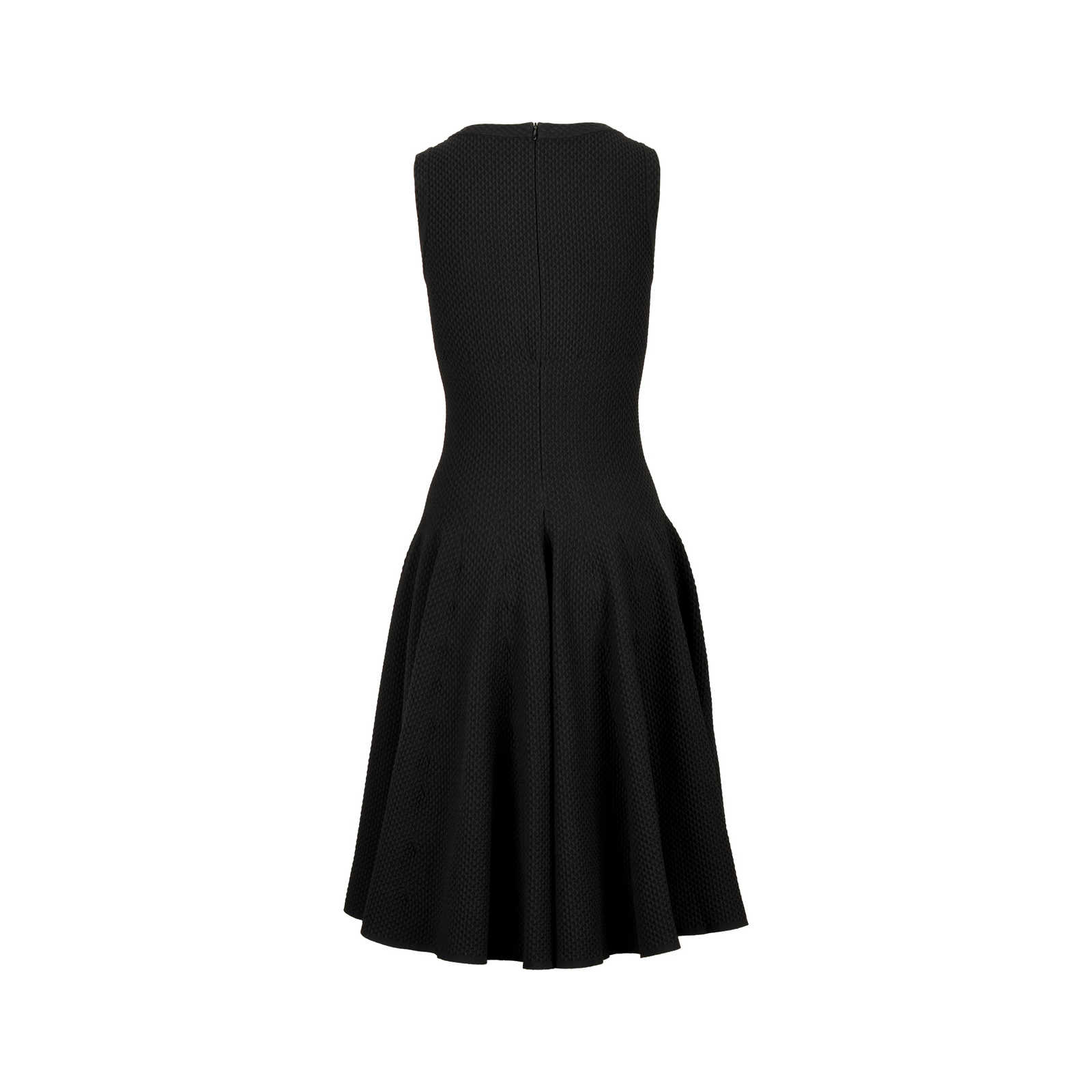a0d9a5c89be ... Authentic Pre Owned Azzedine Alaïa Knit Flare Dress (PSS-071-00240) ...