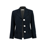 Authentic Vintage Gianni Versace Pearl Button Blazer (PSS-071-00204) - Thumbnail 0