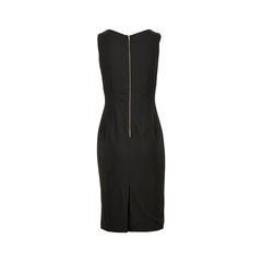 Dolce gabbana black dress 2?1526453239