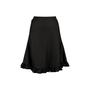 Authentic Second Hand Balenciaga Frill Hem Skirt (PSS-071-00189) - Thumbnail 0