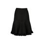 Authentic Second Hand Balenciaga Frill Hem Skirt (PSS-071-00189) - Thumbnail 1