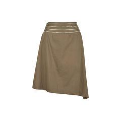 Zip Waist Skirt