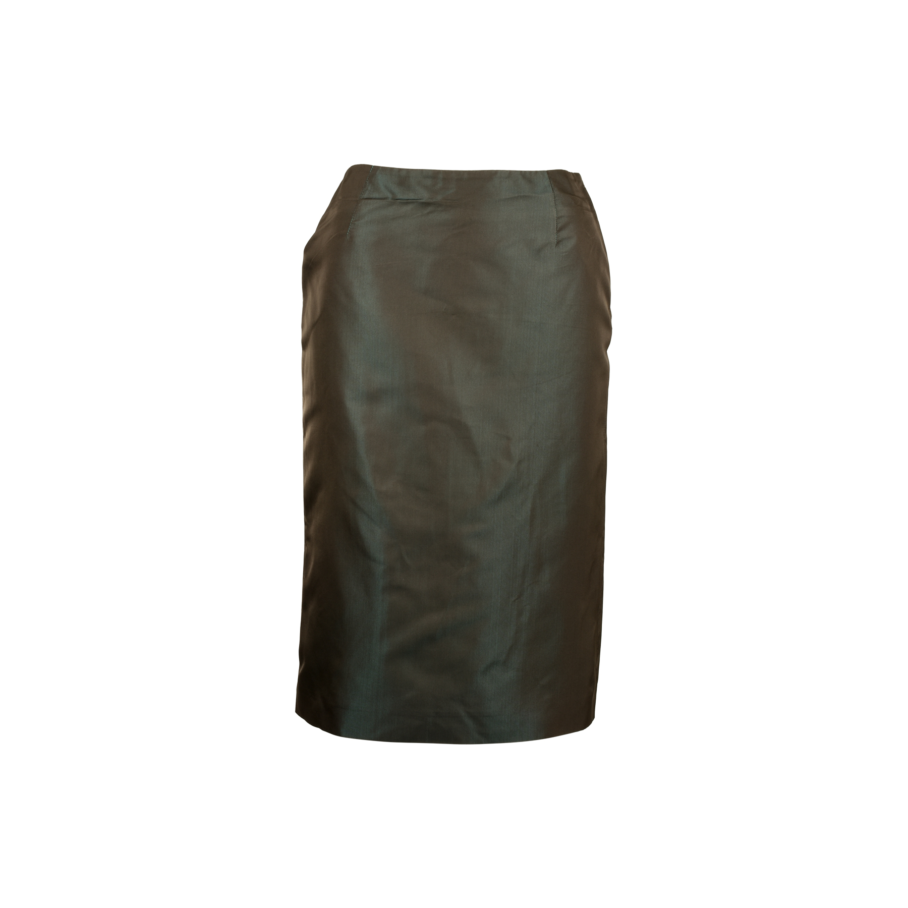 8d072da554d4 Authentic Second Hand Calvin Klein Pencil Skirt (PSS-071-00197) - THE FIFTH  COLLECTION