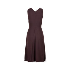 Prada pleated dress purple 2?1526537770