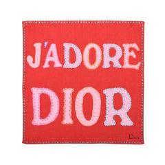 J'Adore Dior Scarf