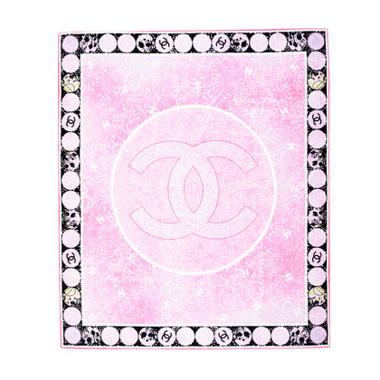 Authentic Second Hand Chanel Beach Towel (PSS-200-01378)