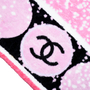 Authentic Second Hand Chanel Beach Towel (PSS-200-01378) - Thumbnail 3