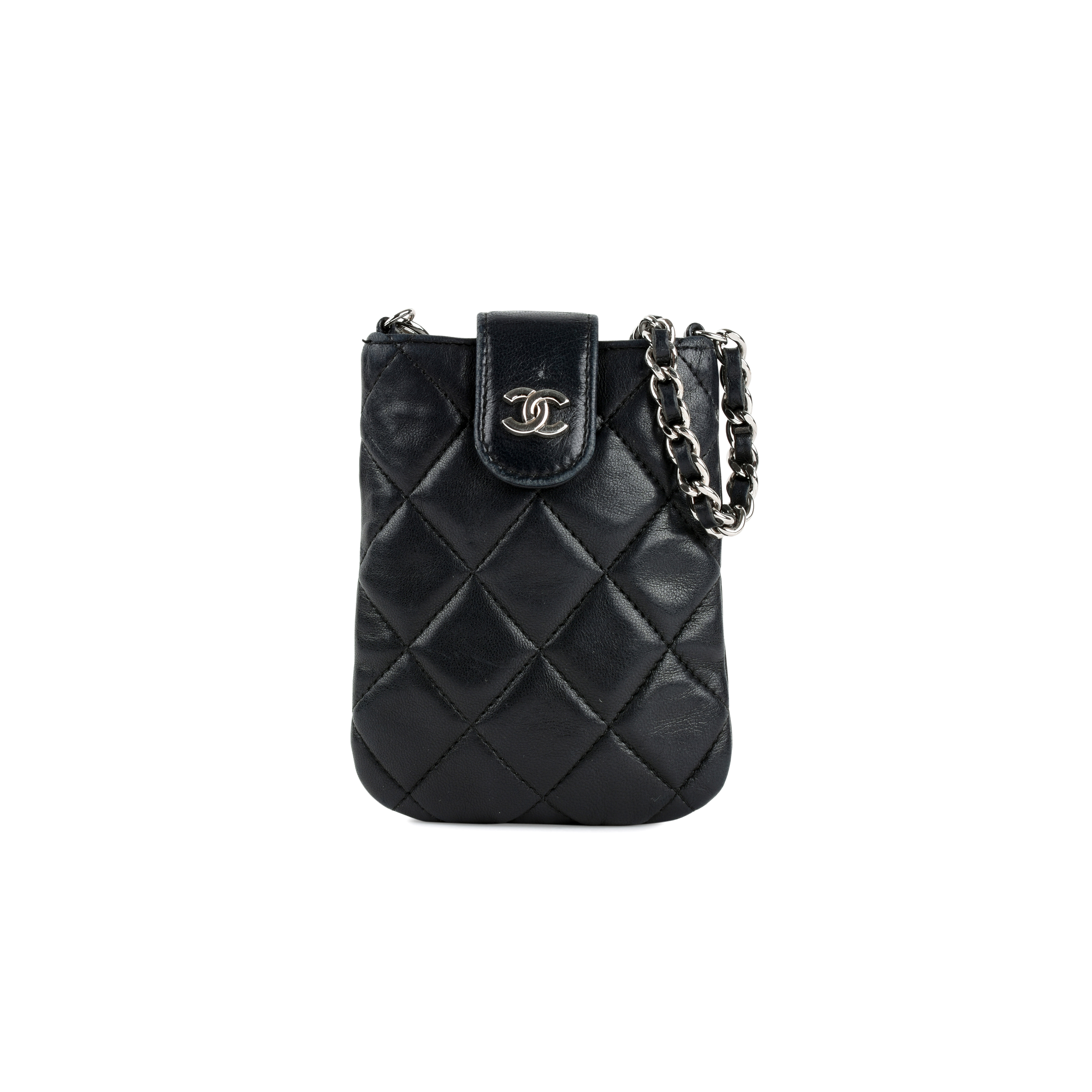 1362abb83 Authentic Second Hand Chanel Small Pouch (PSS-200-01417) - THE FIFTH  COLLECTION