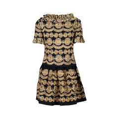 Moschino embroidered dress 2?1526872161