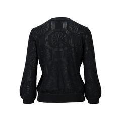 Louis vuitton knit cardigan 2?1526872367