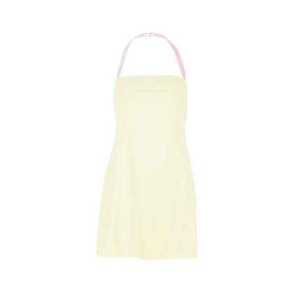 Authentic Second Hand Chanel Halter Minidress (PSS-200-01372)