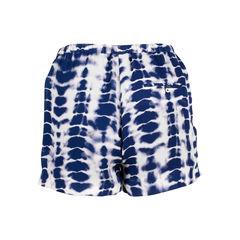 Haute hippie shibori silk shorts 2?1526964269