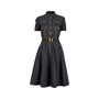 Authentic Second Hand Gucci Contrast Stitch Shirt Dress (PSS-200-00615) - Thumbnail 0