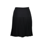 Authentic Second Hand Chanel Pleated Knit Skirt (PSS-200-00666) - Thumbnail 1
