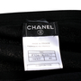 Authentic Second Hand Chanel Pleated Knit Skirt (PSS-200-00666) - Thumbnail 3