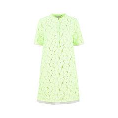 Neon Lace Warner Dress