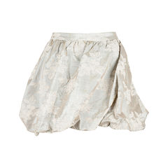 Brocade Bubble Skirt